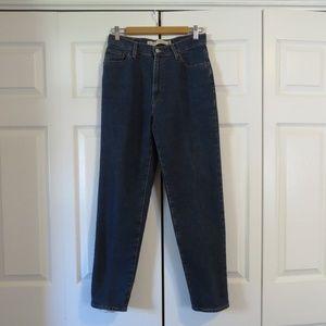 "Levi's 512 High Waist Mom Jeans Slim Taper 28"" 10S"